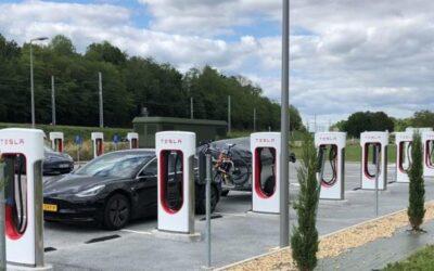 Het opladen van je elektrische auto op vakantie in Europa